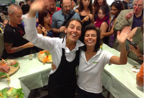 Karin Ranzani  e Raffaella Ravasso
