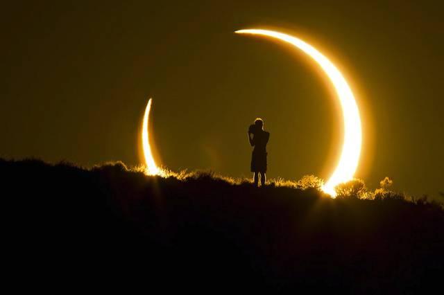 eclisse testimone