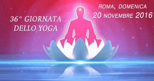 Giornata Yoga Roma 2016